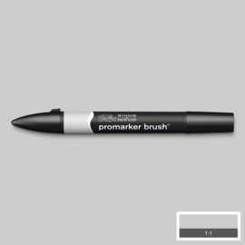 Winsor & Newton promarkers Brush - Cool Grey 3