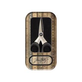 Tim Holtz Tonic Studios Tools - Haberdashery Snip / schaar - 12,3 cm