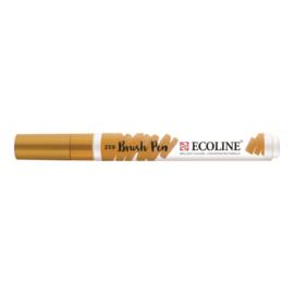 Talens Ecoline Brush Pen - 259 zandgeel