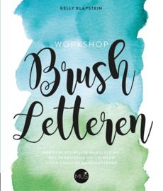 Handboek: Workshop Brush letteren - Kelly Klapstein