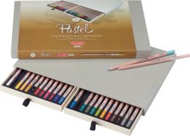 Bruynzeel Design Pastelpotloden - set van 24