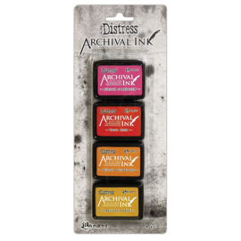 Tim Holtz Distress Archival Mini Ink kit 1