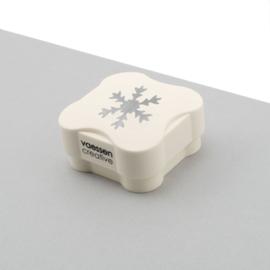 Vaessen Creative - Magnetische pons sneeuwvlok 38mm