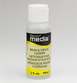 Brush & Stencil Cleaner 59ml