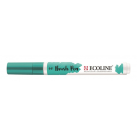 Talens Ecoline Brush Pen - 661 turkooisgroen