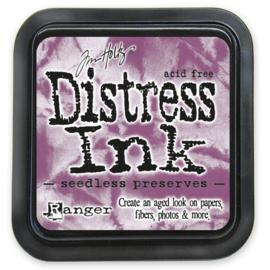 Tim Holtz Distress ink pad - seedless preserves