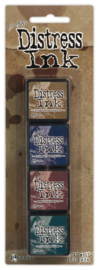 Tim Holtz distress mini ink kit 12