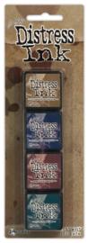 Tim Holtz distress mini ink kit 12