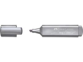 Markeerstiften Faber-Castell - Metallic zilver