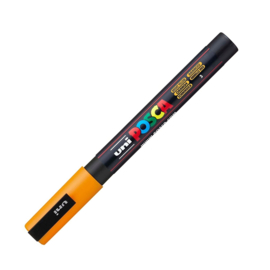 Uni Posca Paint Marker PC-3M  - Bright Yellow