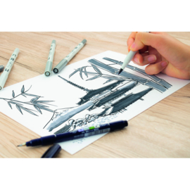 Tombow ABT PRO Alcohol based markers - Manga Set Shonen - set van 12