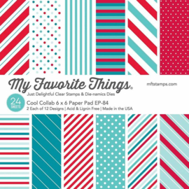 My Favorite Things – Paper Pad 15 x 15 cm - 24 vellen - Cool Collab