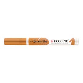 Talens Ecoline Brush Pen - 245 saffraangeel