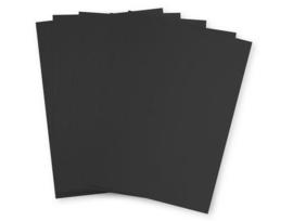 Dutch Doobadoo kaarten 6,4 x 8,9 cm - 50 stuks - Zwart