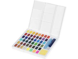 Faber-Castell aquarelverf - Box met 48 kleuren
