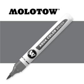 Molotow Aqua Color Brush Pen 025 Neutral Grey 2