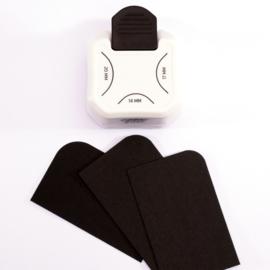 Paperfuel 3-in-1 hoekpons 14-17-20mm