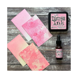 Tim Holtz Distress ink pad - kitsch flamingo