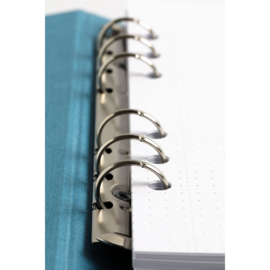 MyArtBook Kunstenaarsmap A5 - Lichtblauw