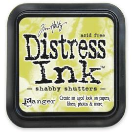 Tim Holtz Distress ink pad - shabby shutters
