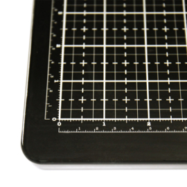 Tonic Studios Tools - glazen media mat 58,4 x 35,6 cm - Tim Holtz