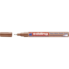 Edding Lakmarker 780 - 0,8 mm - koper