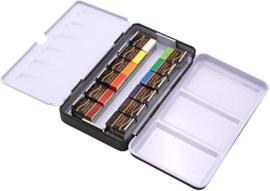 Paintersisters Aquarelverf ARTIST  - set van 12 kleuren