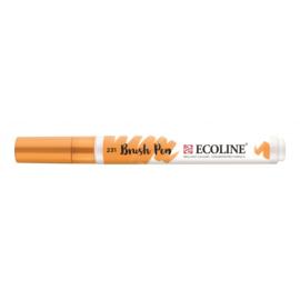 Talens Ecoline Brush Pen - 231 goud oker