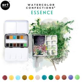 Prima Marketing Confections Aquarelverf Essence - set van 12 kleuren