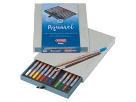 Bruynzeel design aquarelpotloden - set van 12