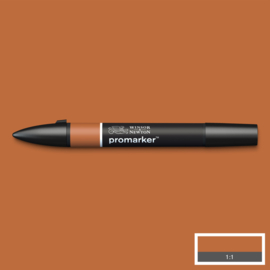 Winsor & Newton promarkers - Saddle Brown