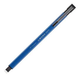 Tombow Mono Zero Metal Gumpen - extra fijn 2,5 x 5,0 mm - Metal blauw