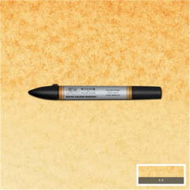 Winsor & Newton Aqua brushpen - YELLOW OCHRE