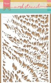 Marianne Design Mask stencils - Tiny's kattenvacht - A5