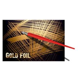 Essdee Scraperboard - 10 vellen - 152x101 mm - Gold