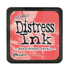 Tim Holtz Distress ink mini - abandoned coral