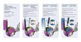 Chameleon Alcohol based Pens - Color & Blending System 18 delig - Set 6