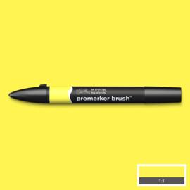 Winsor & Newton promarkers Brush - Lemon