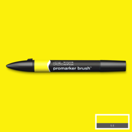 Winsor & Newton promarkers Brush - Yellow