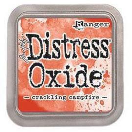 Tim Holtz Distress Oxide Inkt Pads groot - Crackling Campfire