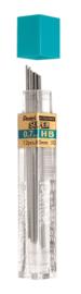 Pentel Navulling voor Pentel 120 A3DX Vulpotlood - 0,7 mm HB - set van 12
