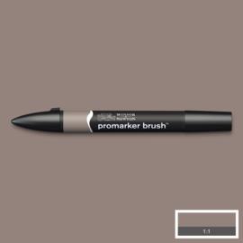 Winsor & Newton promarkers Brush - Warm Grey 4