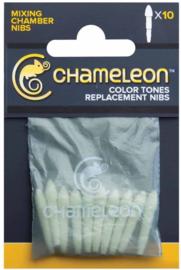Chameleon Replacement Mixing chamber Nibs - set van 10