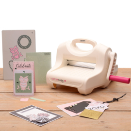Vaessen Creative Cut'Em Easy snij- en embossing machine A5