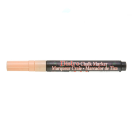 Marvy Uchida Raam/krijtstift - rond 3 mm - Pastel Peach