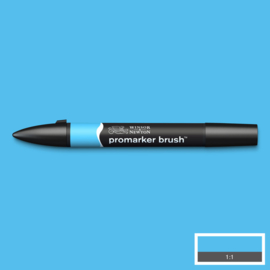 Winsor & Newton promarkers Brush - Sky Blue