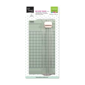 Vaessen Creative - Mini papiersnijder 6,5 x 15,3 cm Mint