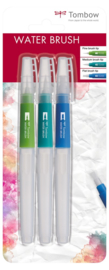 Tombow Water Brush - set van 3
