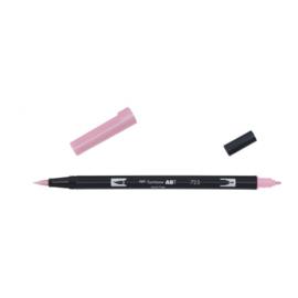 Tombow ABT Dual Brush Pen 723 pink