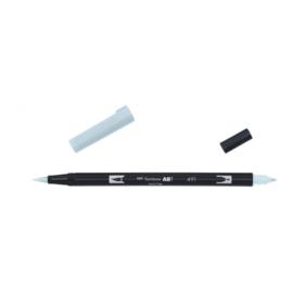 Tombow ABT Dual Brush Pen 491 glacier blue